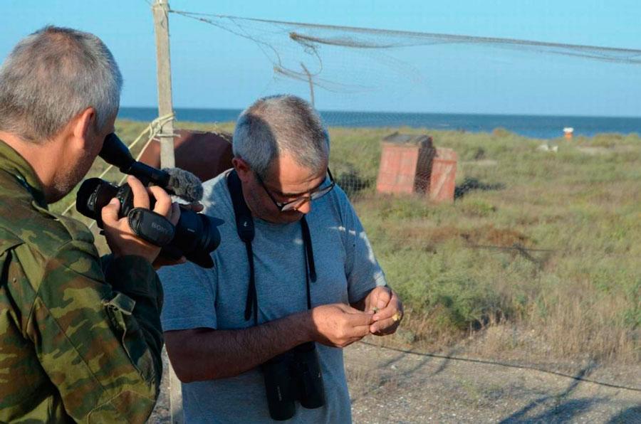 Остров Тюлений, 3-я экспедиция, сентябрь 2015. http://www.dagzapoved.ru/ru/node/436