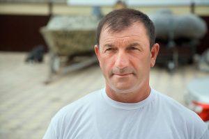 К. Куниев, директор Дагестанского заповедника (фото В. Мосейкина).