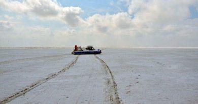 Каспий: точка невозврата пройдена?