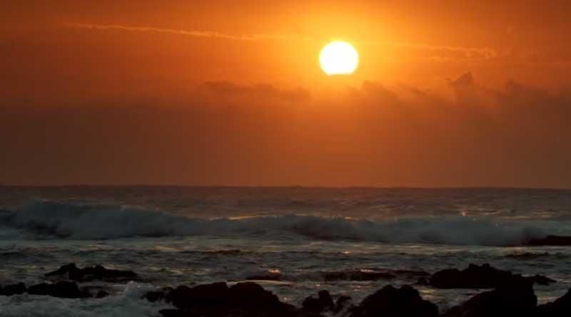 Природа Ближнего Востока: Каспийское море