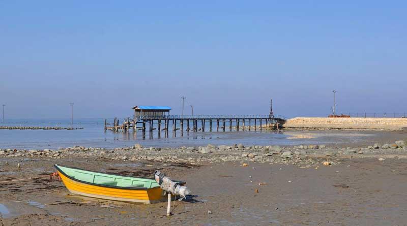 Горганский залив, Иран, Каспий. Фотография Шумейко Наталии.