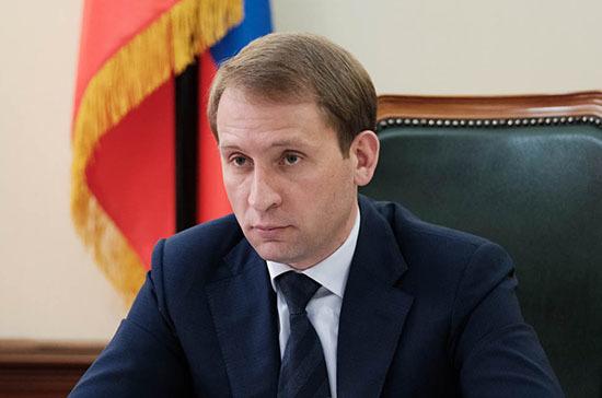 Министр природных ресурсов и экологии России Александр Козлов.